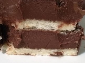 Chocolate Success (Cross-section)