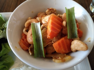 Pad Cashew Nut (with chicken)