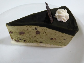 Matcha Red Bean Mousse