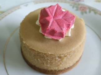 Canadian Maple Cheesecake