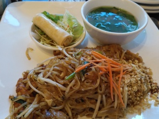 Lunch Pad Thai