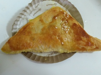 Curry Beef Turnover