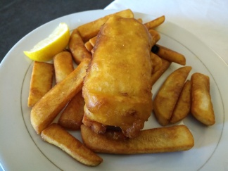 One-Piece Fish & Chips, Haddock