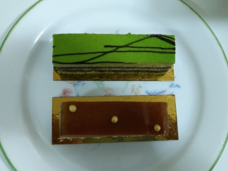 Matcha Raspberry and Mango Coconut Caramel