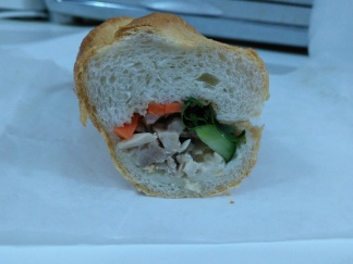 Ga, Chicken Banh Mi