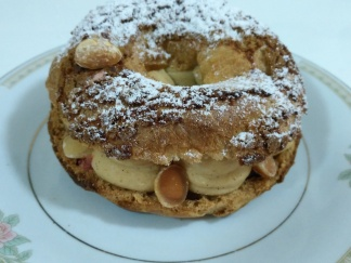 Macadamia Grapefruit Paris Brest
