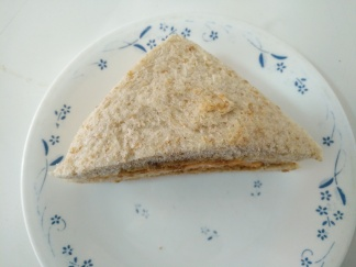 Pork Floss Sandwich