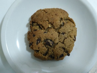 Espresso Chocolate Cookie